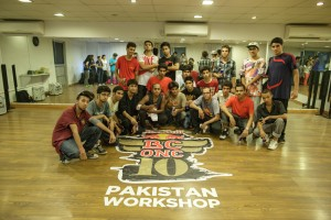 Red Bull BC One All Stars Workshop - Islamabad (4)