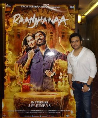 Raanjhanaa Success Party (1)