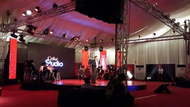 Coke Studio Season 6 Launch
