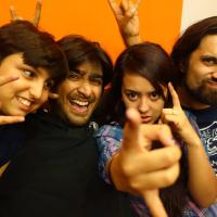 Noori featuring Maria Fatima & Sheroo - Fant Rocks