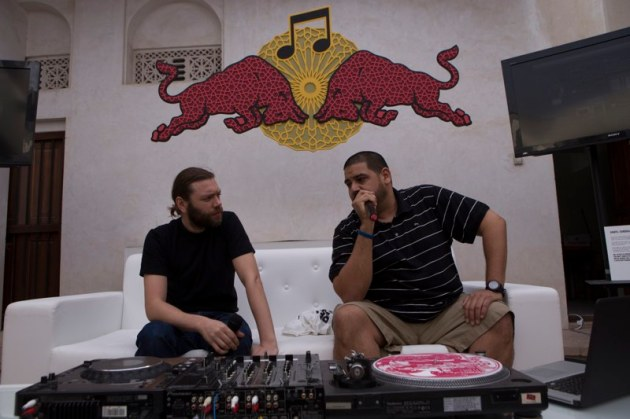 Red Bull Music Academy Bass Camp Dubai