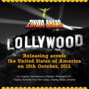 Zinda Bhaag set to be released in USA