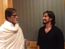 Ali Zafar meets Amitabh Bachchan (1)