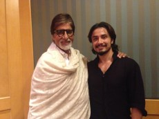 Ali Zafar meets Amitabh Bachchan (2)
