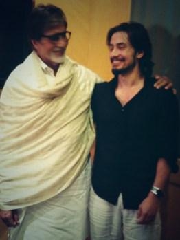 Ali Zafar meets Amitabh Bachchan (3)