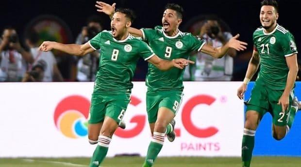 موعد مباراة الجزائر ونيجيريا القادمة والقنوات الناقلة