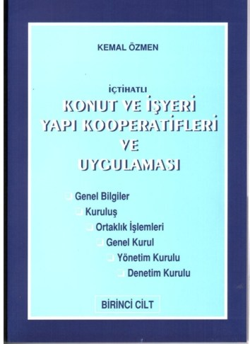 Kemal özmen kitapları