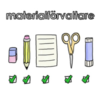 materialforvaltare