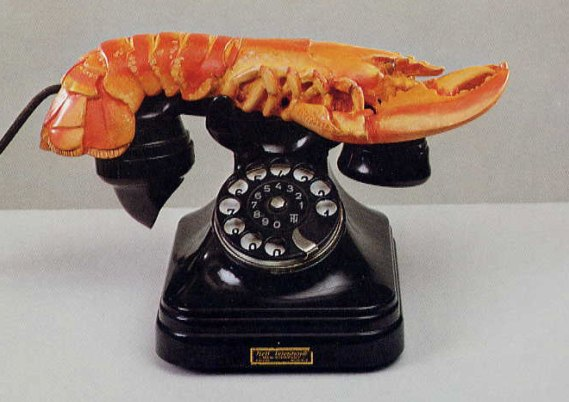 Teléfono-Langosta