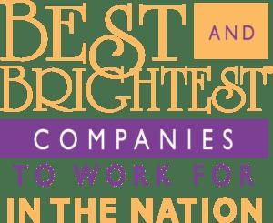 Las mejores y más brillantes empresas para trabajar en la nación.