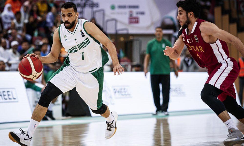 مباراة السعودية وقطر بث مباشر تصفيات اسيا كرة السلة 30-11-2020