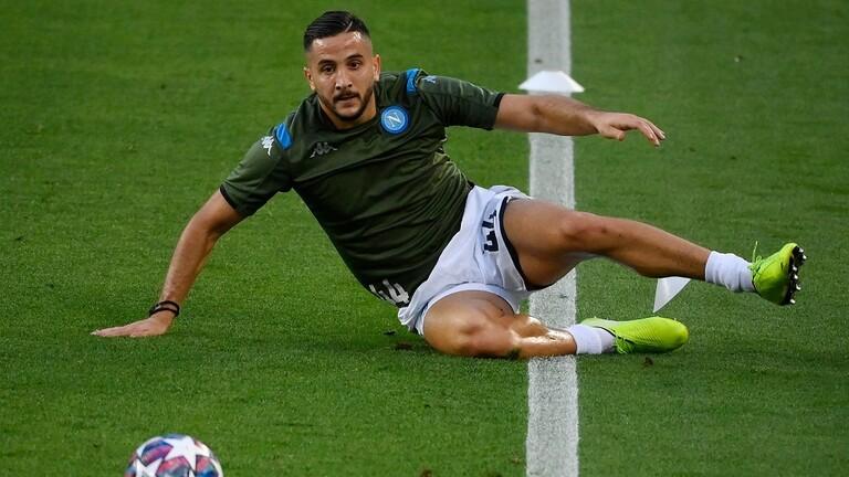 كشف اصابة لاعب مانولاس نابولي