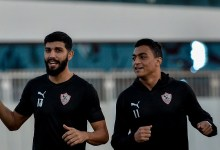 صورة بالصور .. تمرد مصطفي محمد على الزمالك ورفضه نزول التدريبات