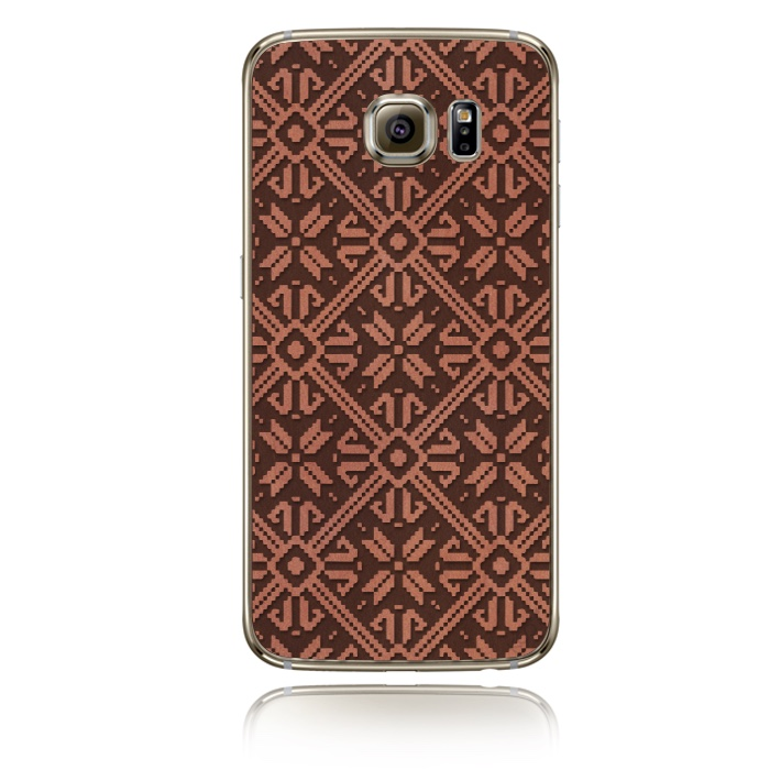 Nordic – Pear WOOD phone skin