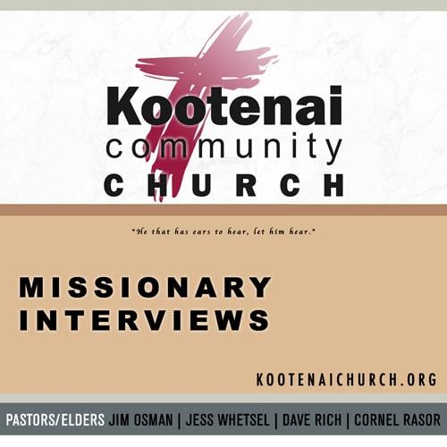 missionary-interviews