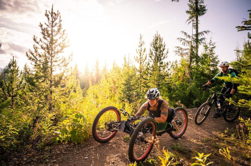 Kootenay Adaptive Mountain Biking