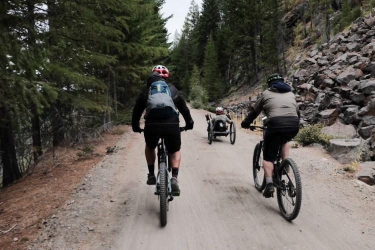 adaptive mountain biking in kelowna bc