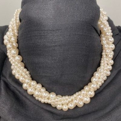 Fabulous Faux Pearl Necklace Collection