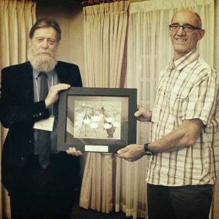 KCP Conservation Leadership Award - Andy Shadrack