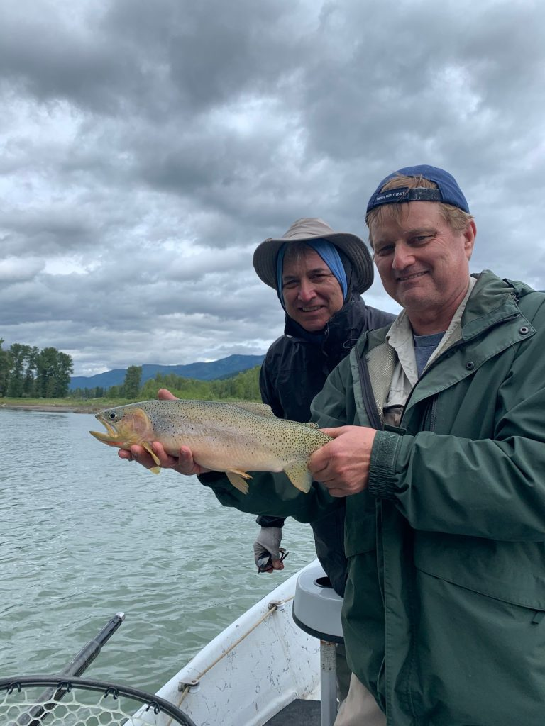 July 7, 2020 River Report