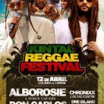 Kintal Reggae Festival