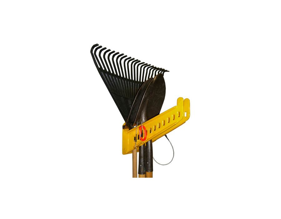 green touch large enclosed trailer hand tool rack tc053 for enclosed trailers