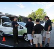 Progress Energy Electric Car