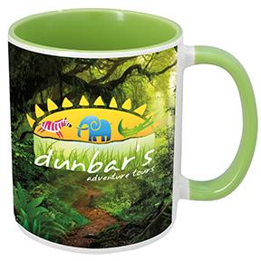 46234 Color Pop Dye Sub Mug - 12 oz.