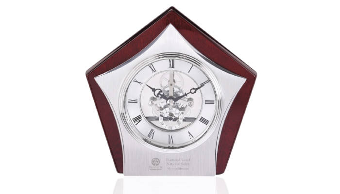 36872-pentagon-clock