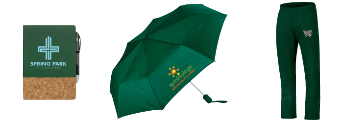 promotional-products-in-rich-green