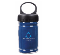 41087-Carabiner-Bottle-with-Cooling-Towel.JPG