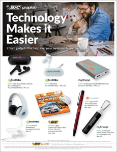 Technology-Promotional-Products-from-BIC-Graphic