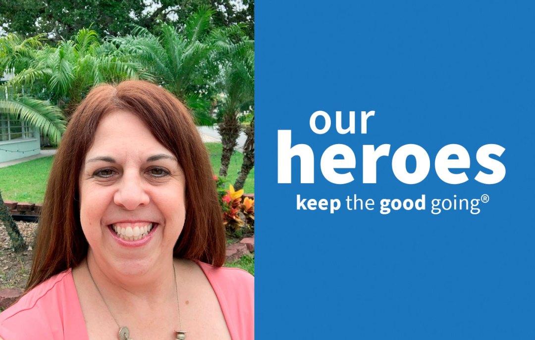 KG Hero Debbie Disparte, Senior Product Manager