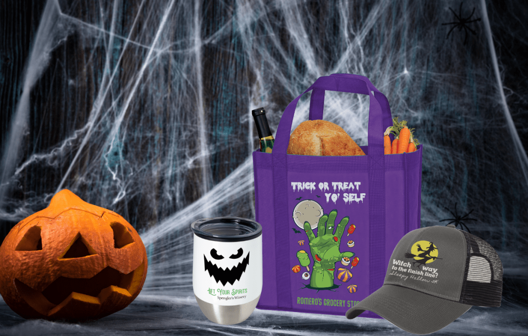 Halloween Impressions on Promo Products