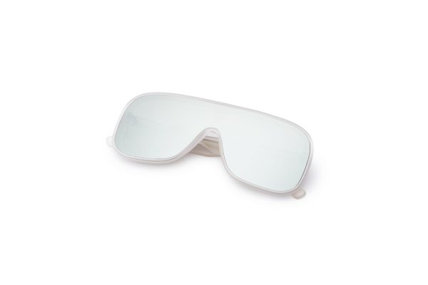 Transparent Matt/Silver Mirror