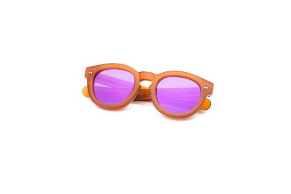Honey/Mirrored Purple