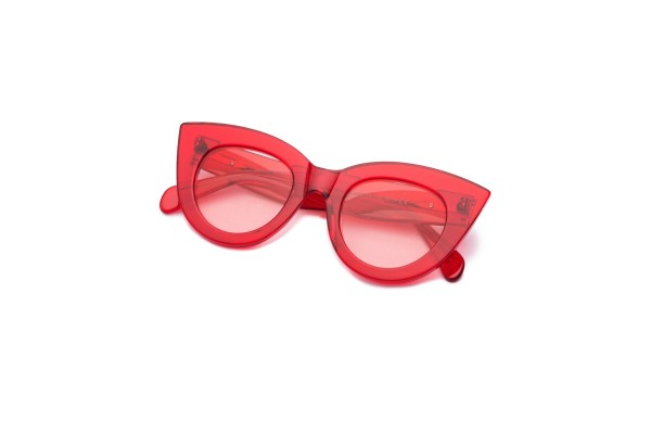 Transparent Red/Transpa Pink