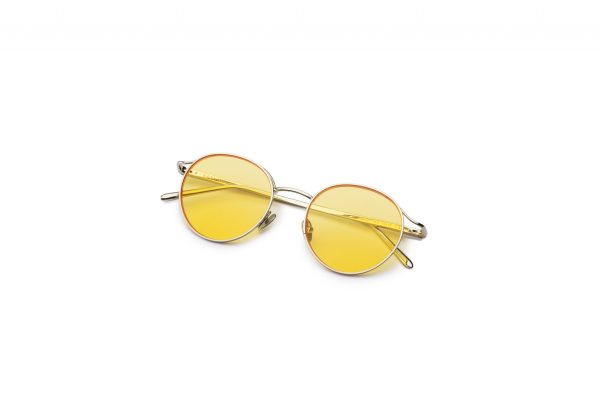 Shiny Silver/Transpa Yellow