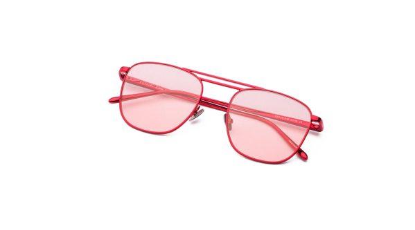 Metal Red/Transpa Pink