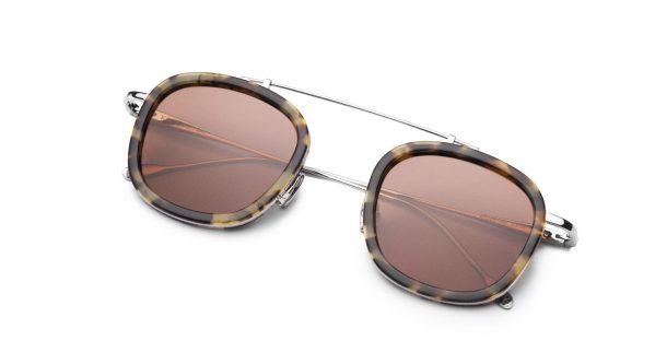 Leopard-Silver/Brown