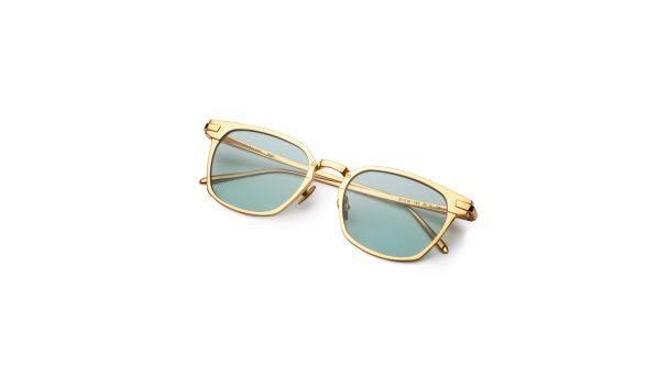 Shiny Gold/Light Green