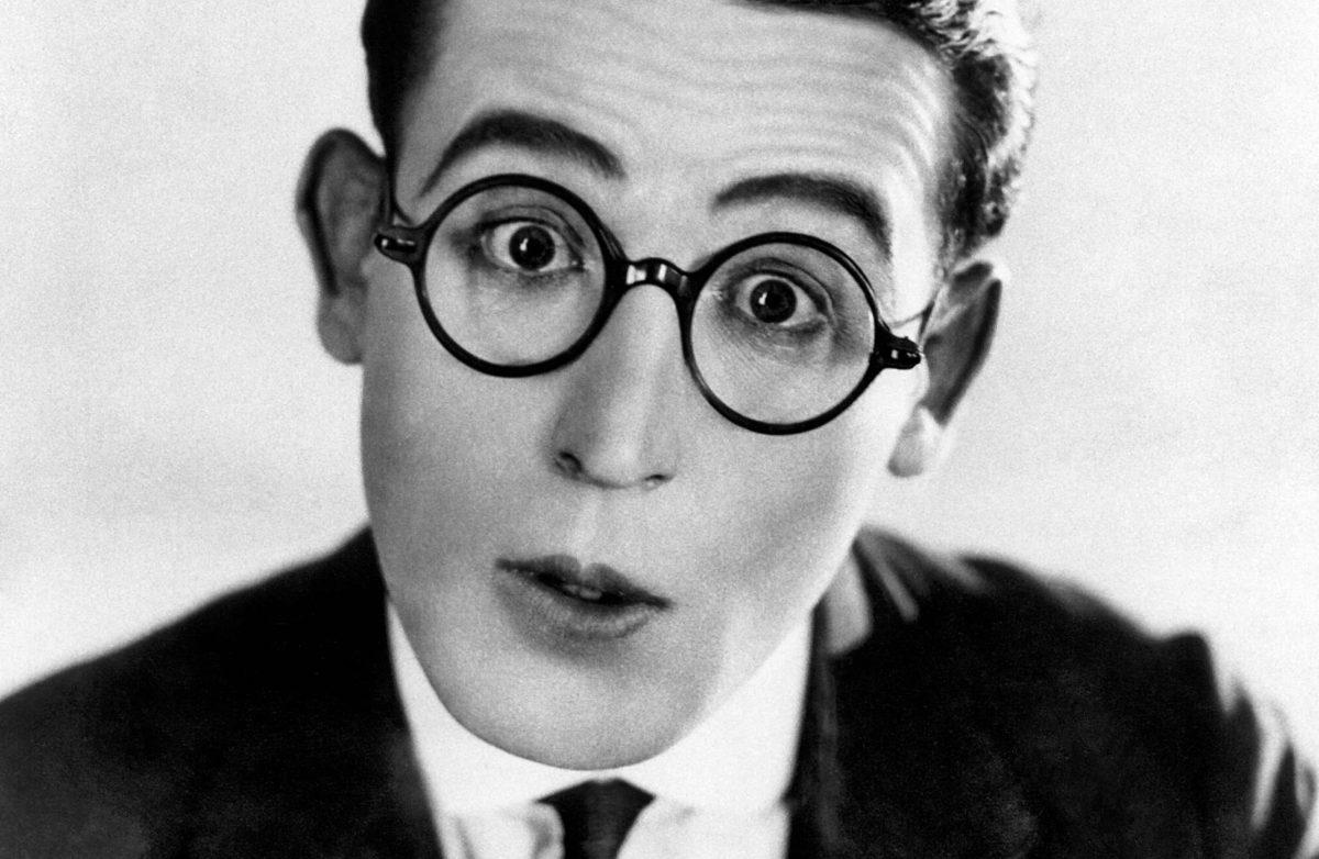 Harol Lloyd - The birth of modern eyewear