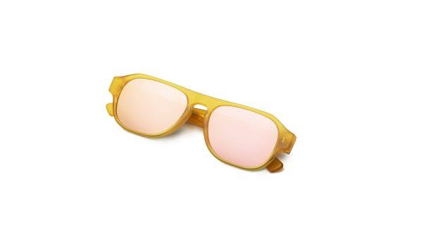 Havana/Mirrored Pink