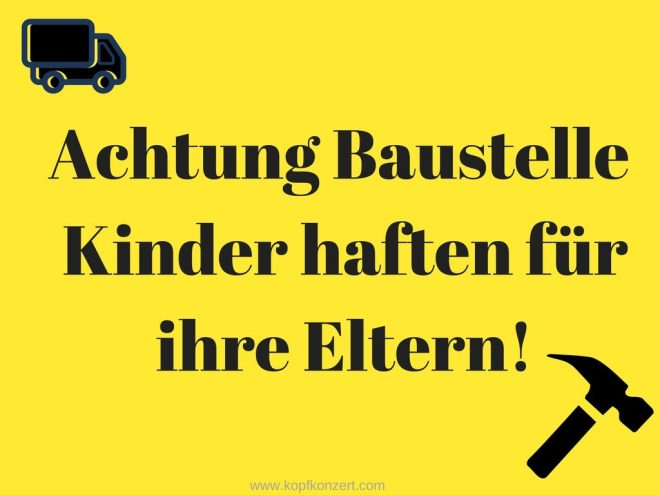 free download Baustellenschild Kinder