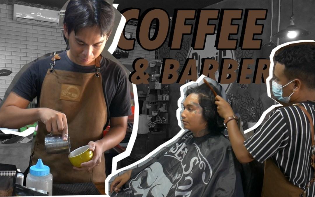 NGOPI KAMISAN #CLASSIC COFFEE & BARBERSHOP