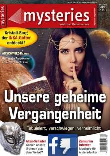 mysteries - Ausgabe Mai/Juni 2018