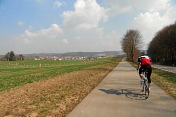 Blick Richtung Horgau