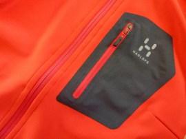 Haglöfs Fuse Vest, auflaminierte Brusttasche