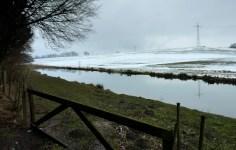 Fischweiher nahe Asbach
