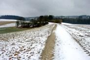 Anhöhe beim Eurasburger Forst